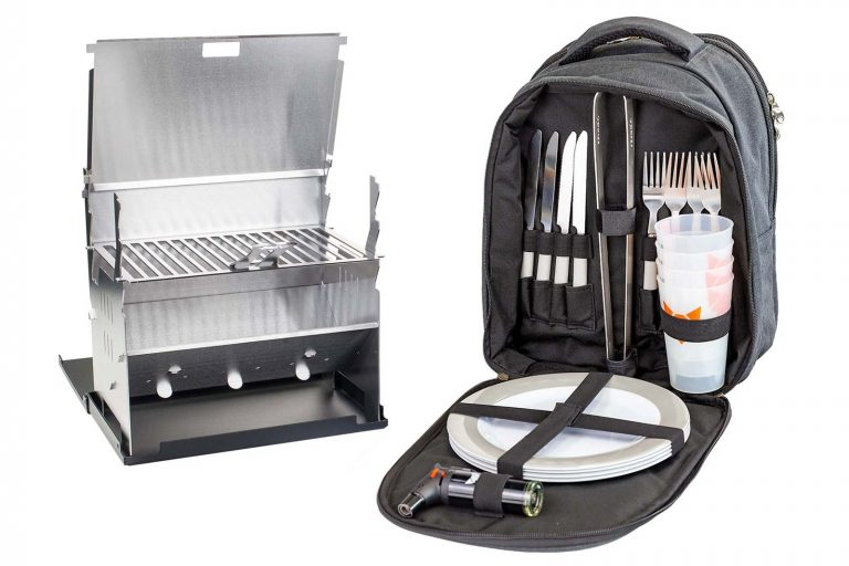 Erfahrungen mit dem Fennek Grill und Backpack für das Grillen im Freien